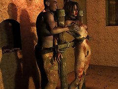 Rub-down the pain would have been great anyway - Somalian pirates  by Quoom 2015