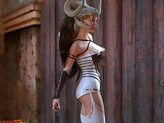 Free DemonicLust monster sexual congress 3D comics pictures