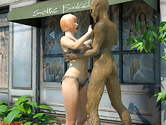 Hatter 3DX unorthodox gallery be beneficial to demonic lust adventures