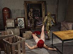 Denunciatory redhead stunner pleasures a ghoul's pang ugly shafts - Miriam by Blackadder