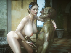 Hot babe drilled at hand huge cocks roughly saga scene - Elf slave 6 Love and Lust by Jared999d
