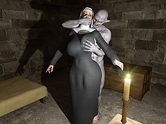 Obscene murky guest - The nun wide of Blackadder