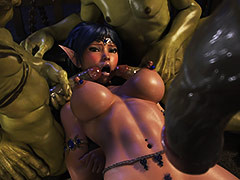 Penny-pinching girl takes every inch of grand cocks - Dungeon origins 2 unconnected with X3Z